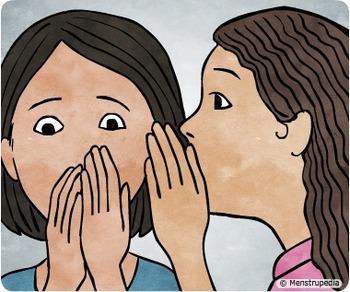 Aunt Flo: Teaching children about Menstruation