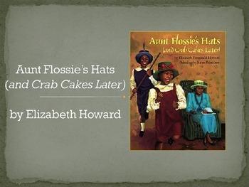 Aunt Flossie's Hats | Collaborative Conversations | Vocabulary | Text Talk