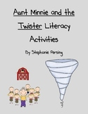 Aunt Minnie and the Twister Literacy Activities