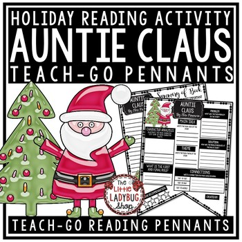 Auntie Claus - Christmas Reading Activity