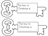 Auntie Claus Key to Christmas