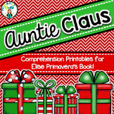 Auntie Claus Literacy Activities