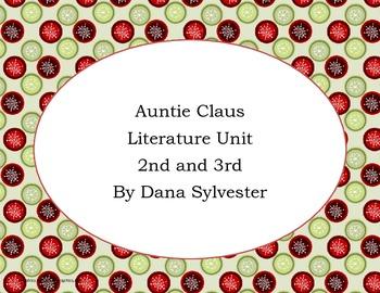 Auntie Claus Literacy Unit