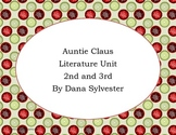 Auntie Claus Literacy Unit