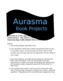 Aurasma Book Talk Project