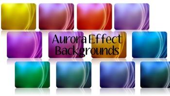 Aurora Effect Backgrounds