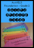 AusVELS Guided Reading Cards