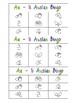 Auslan Alphabet Bingo (Australian Sign Language)
