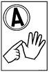 Auslan Alphabet Posters