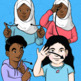 Auslan Clip Art (Set 2) - School Terms - Personal License