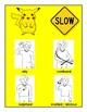 Auslan Zones of Regulation Posters