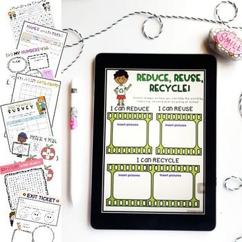Aussie Back to School Activities - { Digital } Grade 1 & 2 Australia