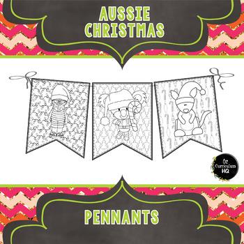 Aussie Christmas - Pennants