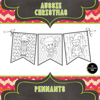 Aussie Christmas - Pennants