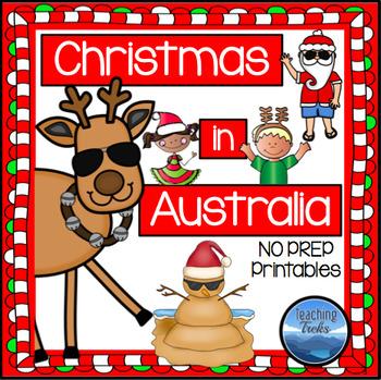 Christmas around the World Christmas in Australia
