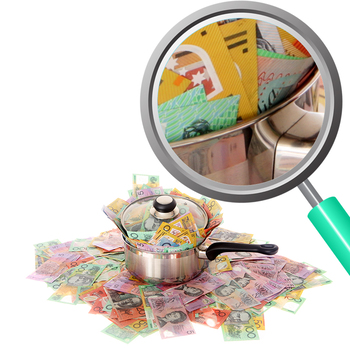 Aussie Money 8 Photos / Photograph Clip Art Commercial Use