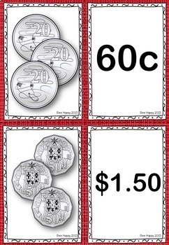 Australian Money Bundle Year 1/2