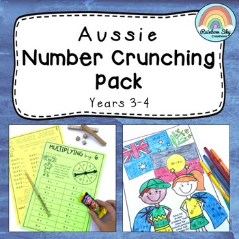Aussie Number Crunching Pack