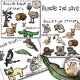 Aussie bush critters bundle