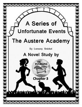 Austere Academy Novel Study Chapter Three