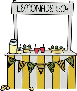Austie Bost Lemonade Stand