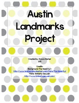Austin Landmarks {A Community Project}