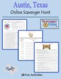 Austin, Texas - Online Scavenger Hunt