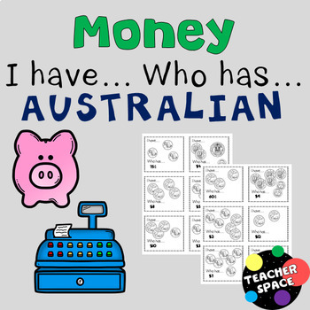 Austrailian Money I Have Who Has
