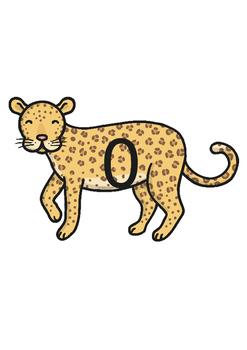 Australia - 0-30 On Safari Animals