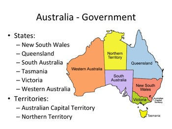 Australia Geography and History PowerPoint