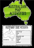 HASS | Australia Mapping Activity