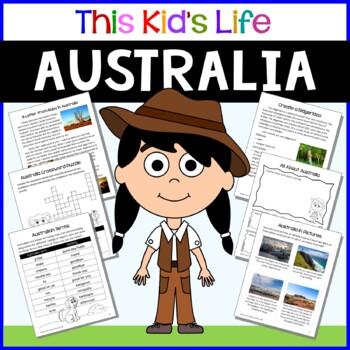 Australia Country Study