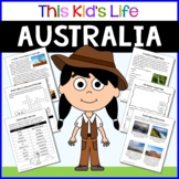 Australia Country Study Distance Learning