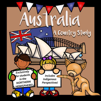 Australia - A Country Study for Students in the Northern Hemisphere - (UK Eng)