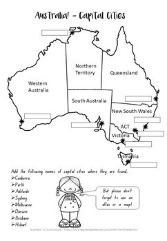 Australia - A Country Study for Students in the Northern Hemisphere - (US Eng)