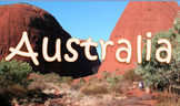 Australia - A General Introduction