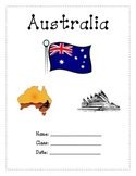 Australia - A research project