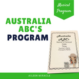 Australia ABC's: Musical Program