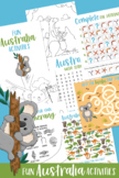Australia Activity Pack for Young Learners