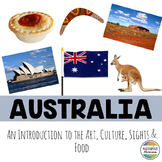 Australia: An Introduction to the Art, Culture, Sights, and Food