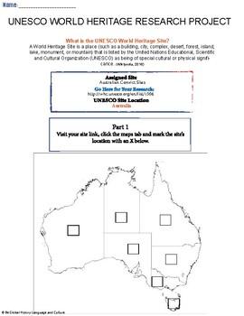 (Australia Geography) Australia: Australian Convict Sites—Research Guide