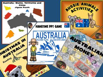 Australia Big Pack