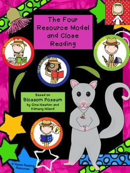 """Blossom Possum"" Close Reading & the Four Resources Model"