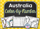Australia: Color-by-Number