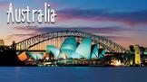 Australia Continent Presentation