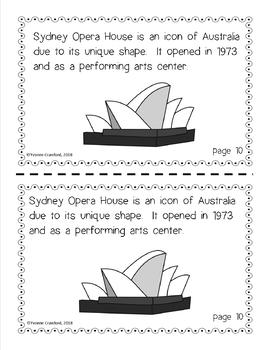 Australia Country Booklet - Country Study - Interactive and Differentiated