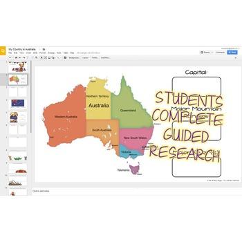 Australia Country Study - Google Drive Version