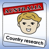 Australia - Country research activities