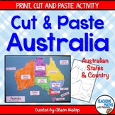 Australia Cut and Paste