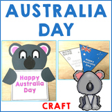 Australia Day Activities Decorate Your Classroom With Craft Flag Pendant